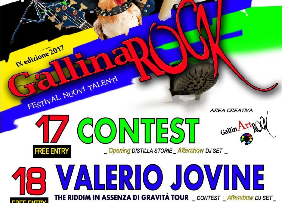 Da Gallinainfuga a GallinaRock…l'evento musicale a Gallinaro